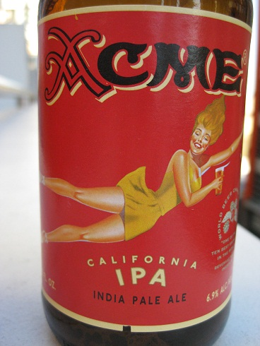 ACME IPA LABEL