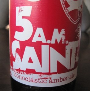 5AM Saint Label
