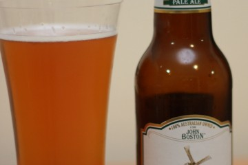 Boston's Mill Pale Ale