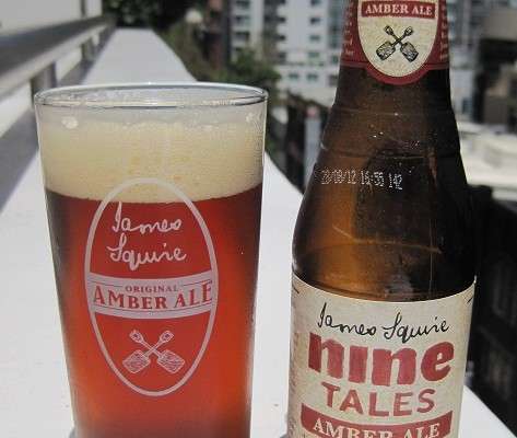 James Squire Amber Ale